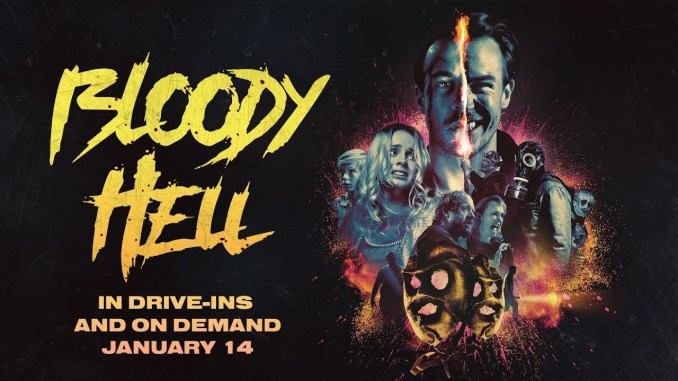 Movie Review: Bloody Hell.