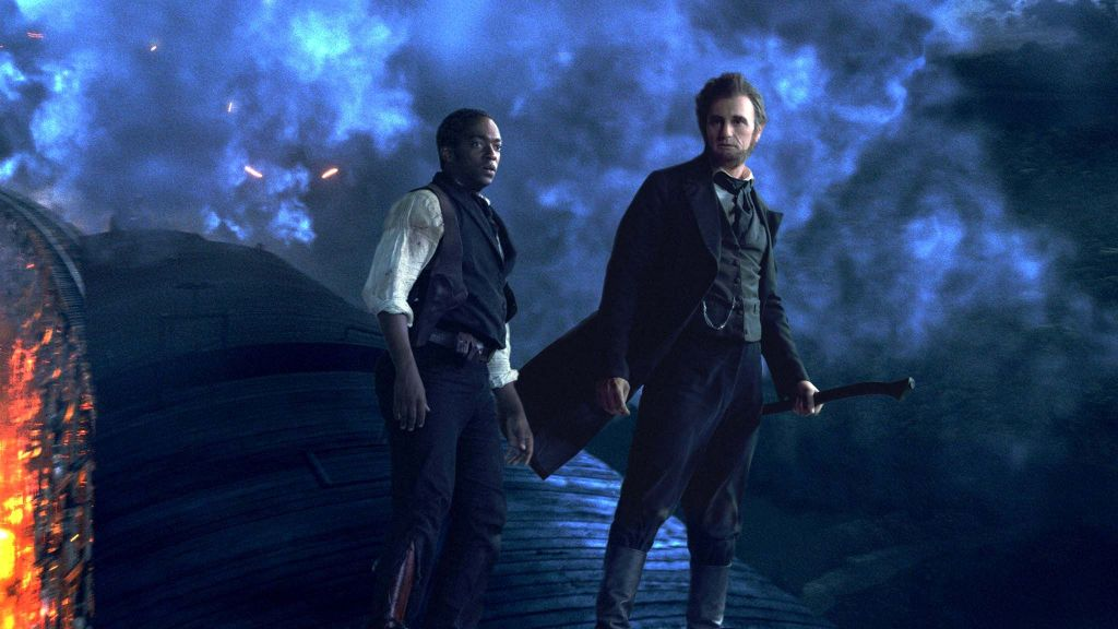How Bad Is...Abraham Lincoln - Vampire Hunter?