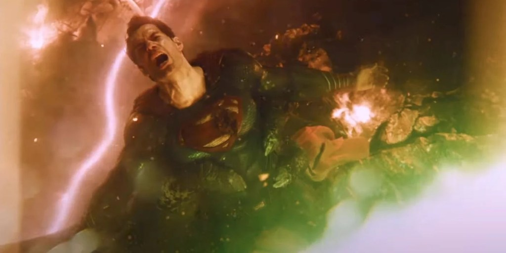 Movie Review: Zack Snyder's Justice League.