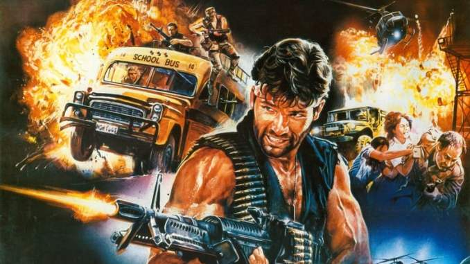 Retro Review: Warbus (1986)