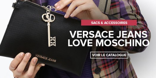 Versace Jeans + Love Moschino - Voir le catalogue