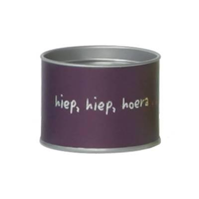 dekseldoos klein violet