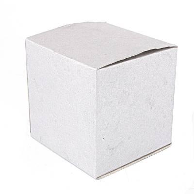 MINIDOOSJE LOKTA METALLIC zilver