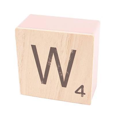 letter box W