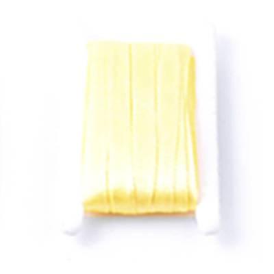 satijnlint geel