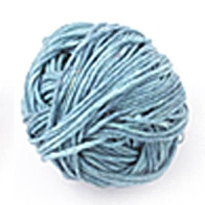 Wax koord turquoise