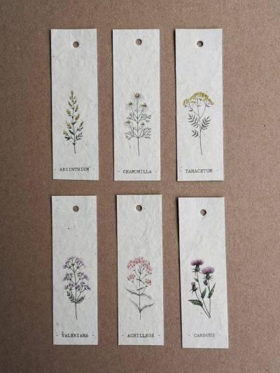 label wildflower