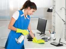 Personal de office y limpieza - Madrid