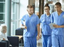 Enfermero 20h Residencia 3ª Edad Arturo Soria (REFUERZO TARDES)