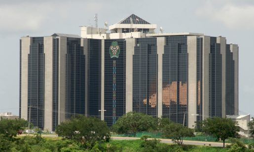 Central Bank of Nigeria Sells N39.72bn Treasury Bills