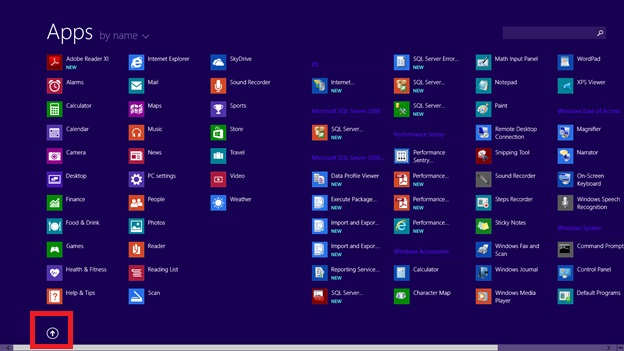 Windows81AppScreenGoBack