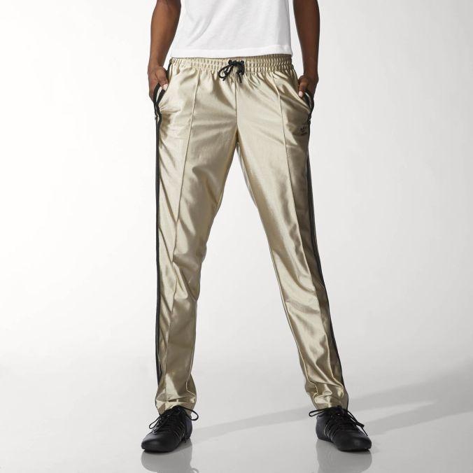 adidas Star Track Pants Cyber Metallic