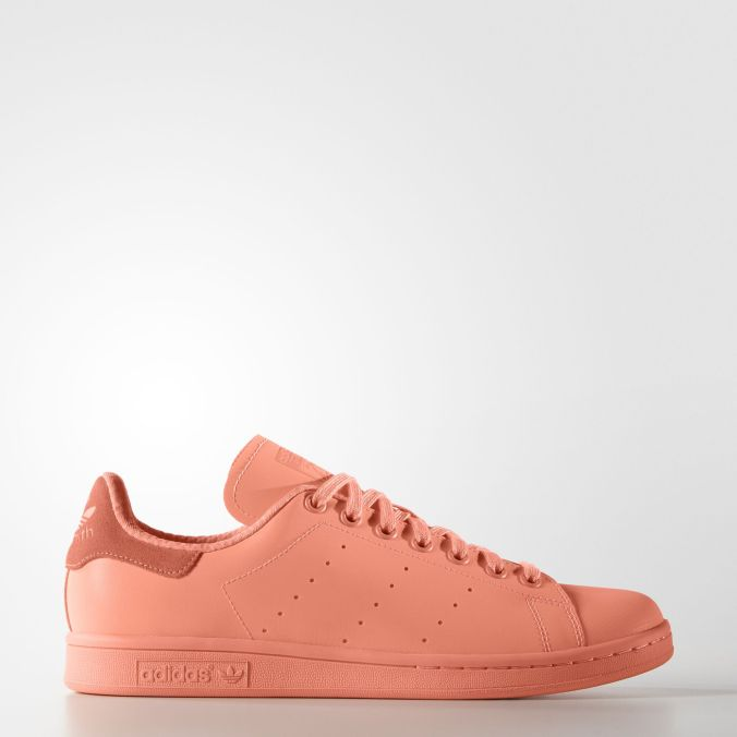 adidas Stan Smith Shoes Red
