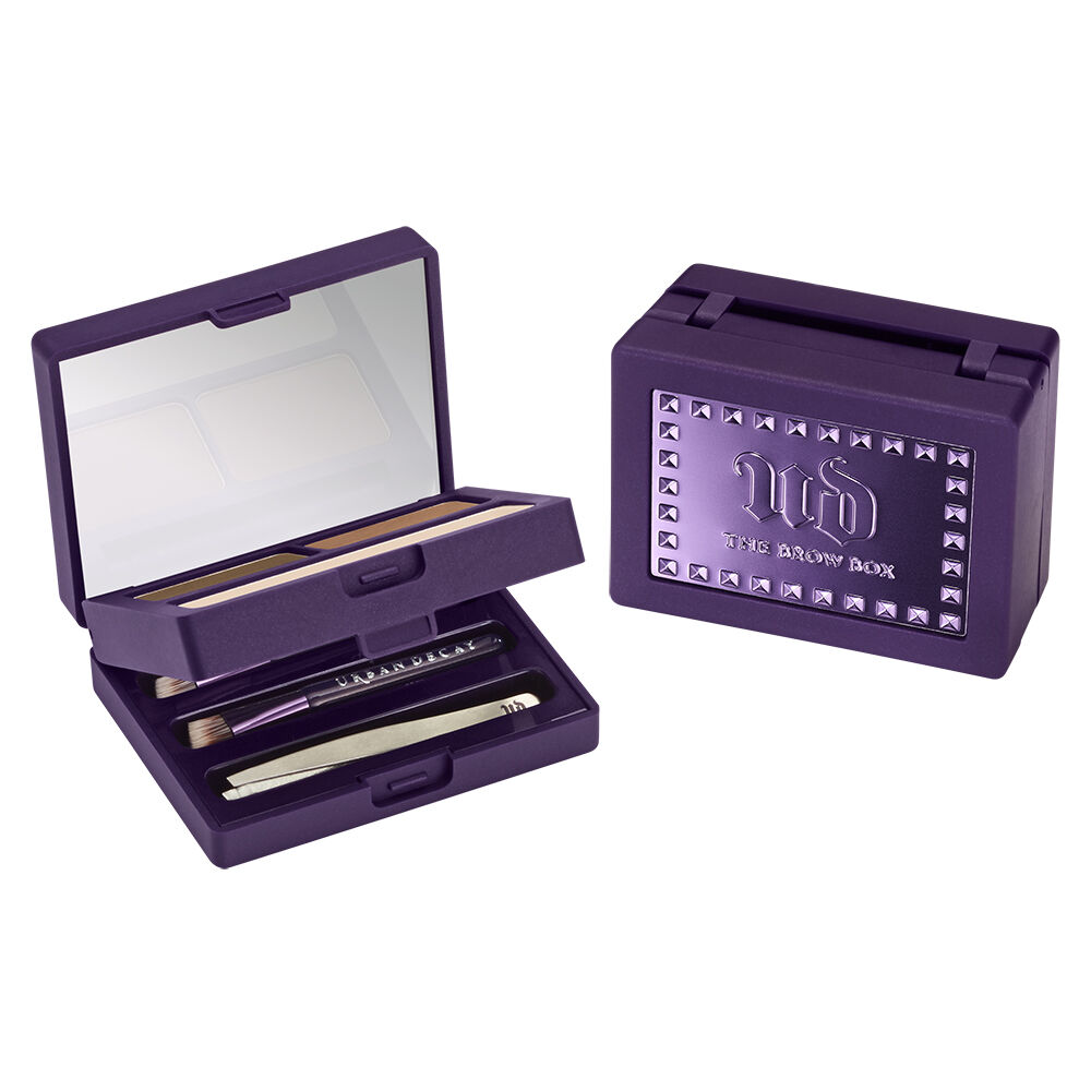 Brow Box in color