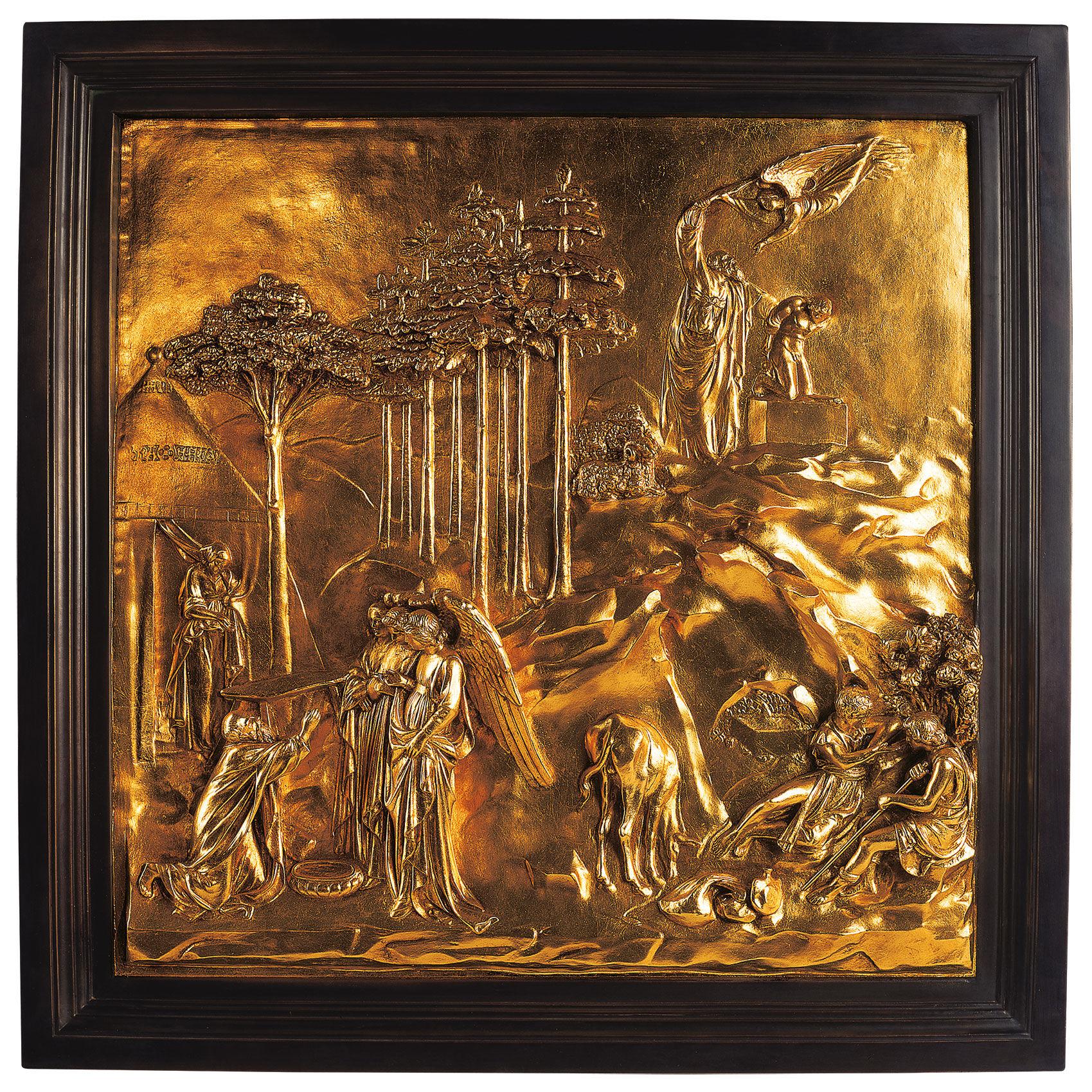 Abraham And Isaac The Sacrifice Of Isaac