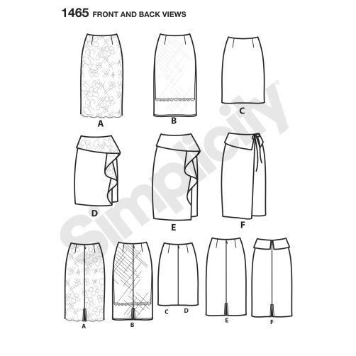 Simplicity 1465