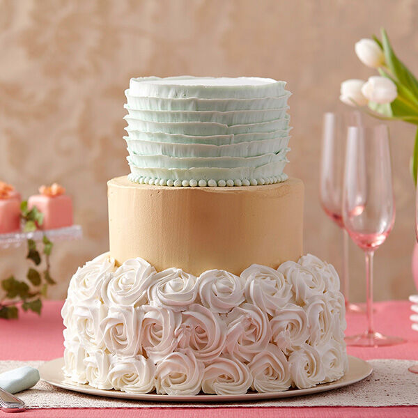 Image result for Rosette Layer Cake