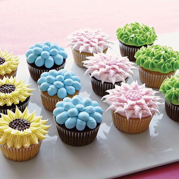 Decorating Supplies Cupcake