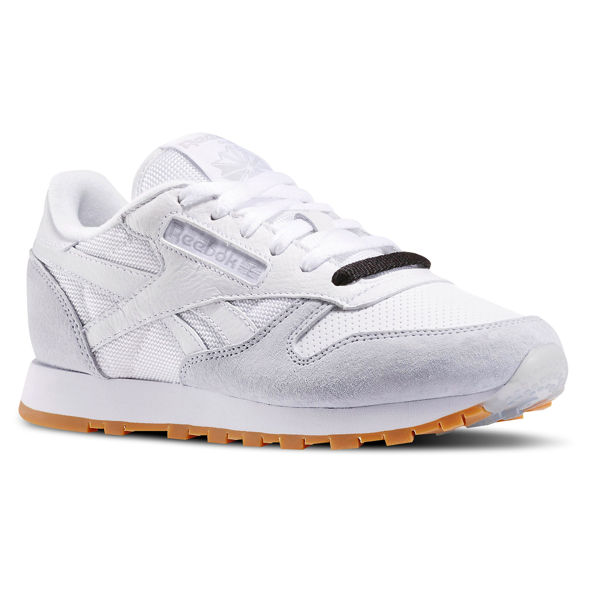 Reebok - Reebok Classic Leather Perfect Split White/Cloud Grey/Black AR2615