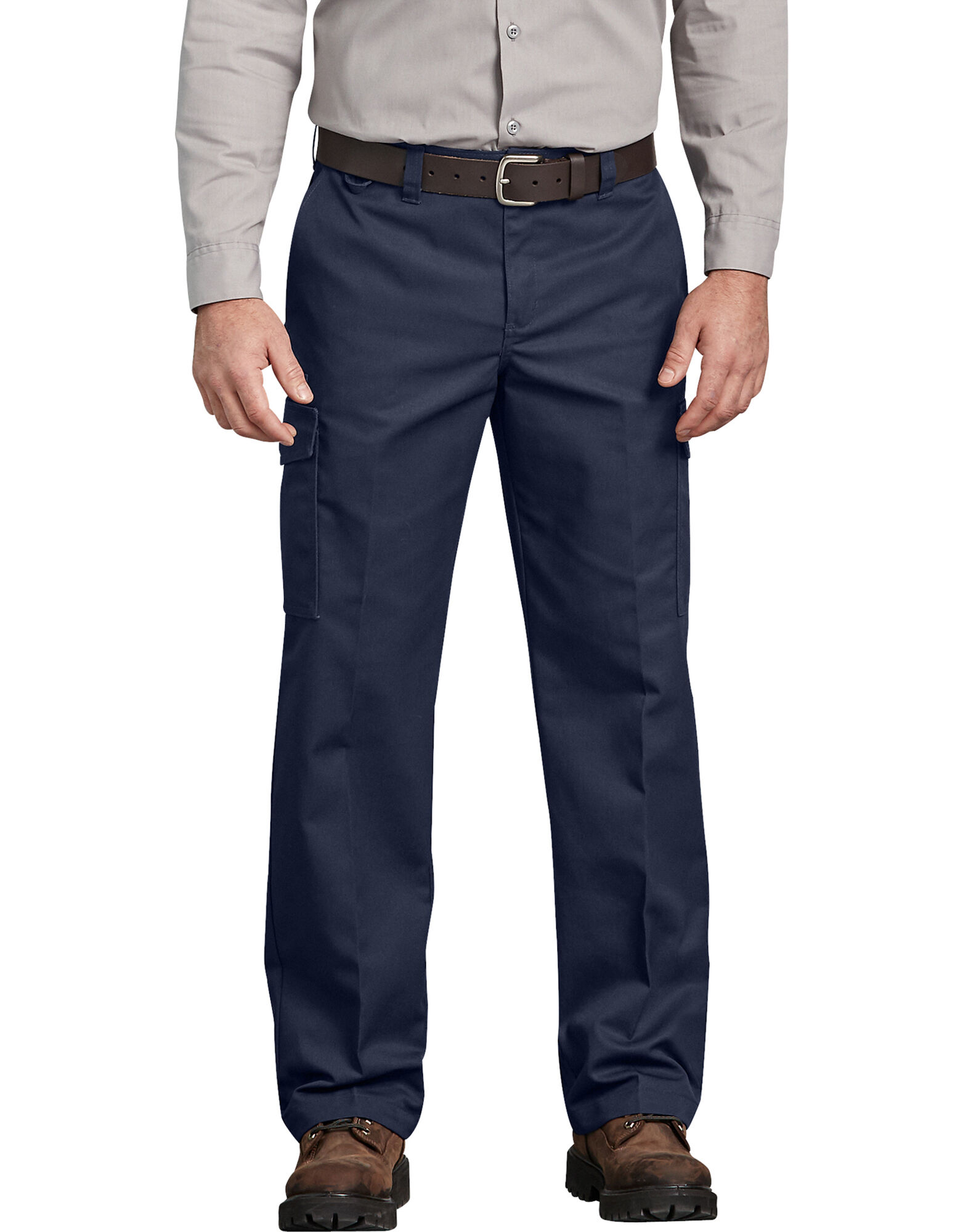 Industrial Relaxed Fit Straight Leg Cargo Pant   Mens ...