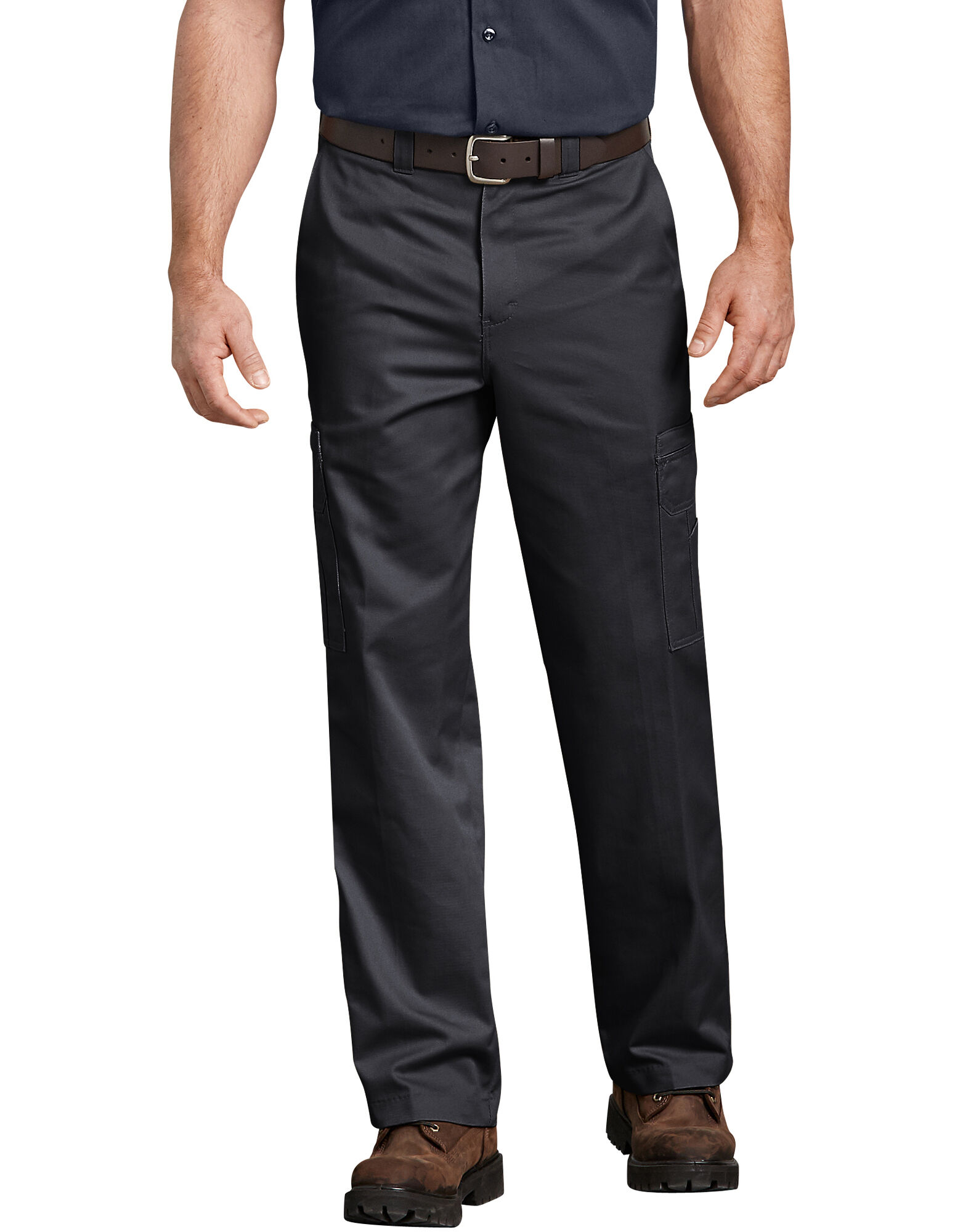 Industrial Relaxed Fit Cotton Cargo Pant   Mens Pants ...