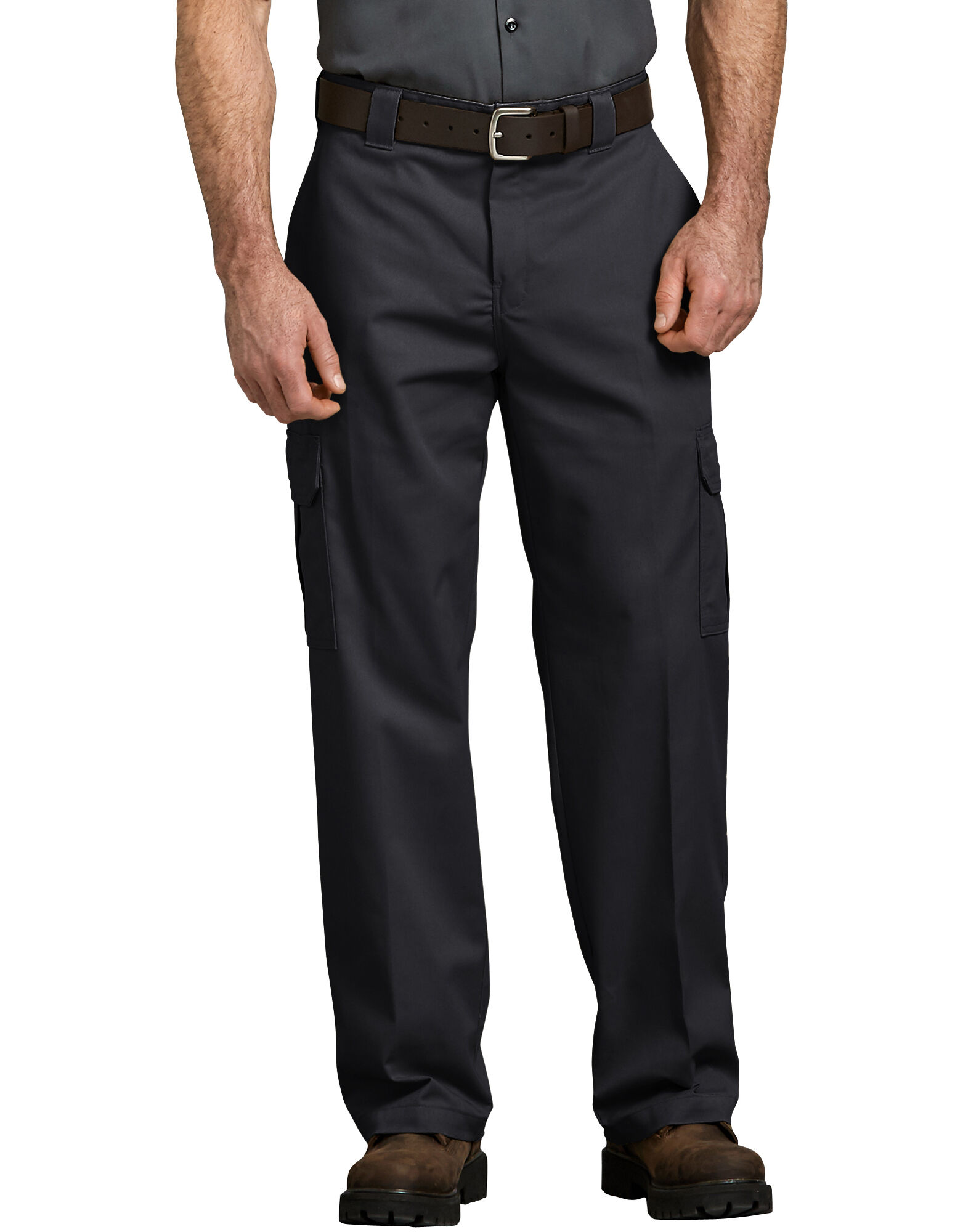 Casual Khaki Pants For Men   Relaxed Fit Cargo   Dickies