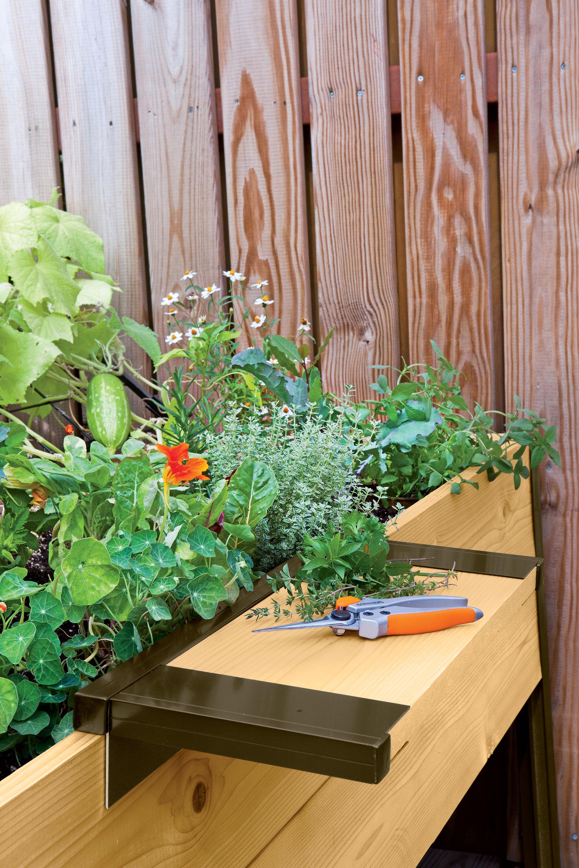Raised Garden Box Corners