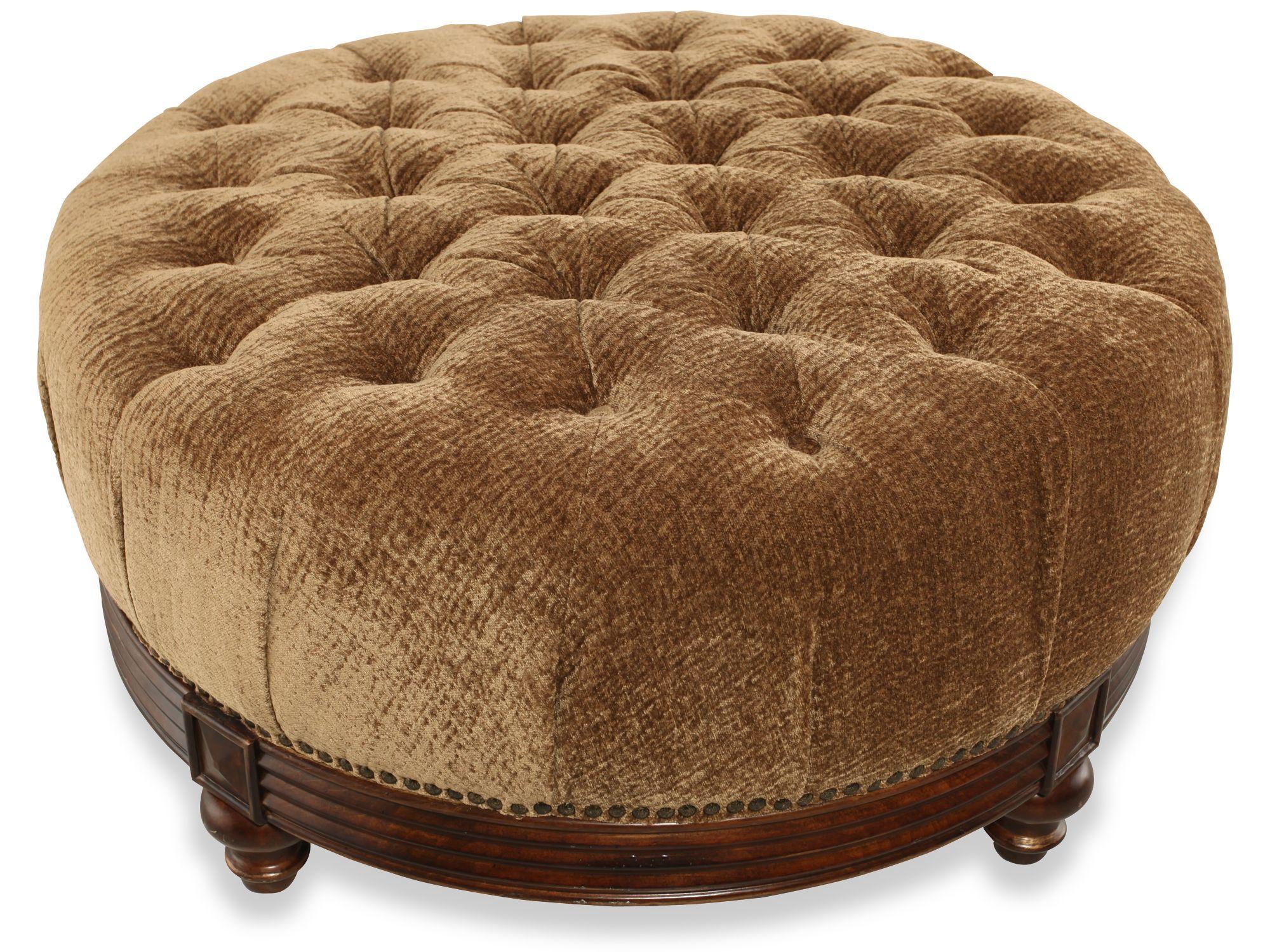 Rachlin Classics Bailey Ottoman Mathis Brothers Furniture
