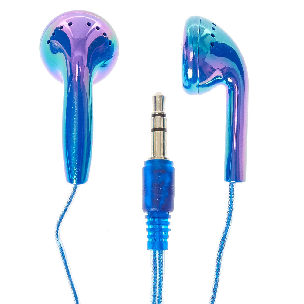 Mermaid Holographic Earbuds Claires US