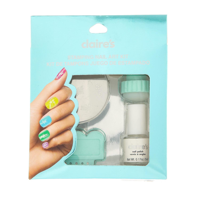 Mint Sting Nail Art Kit Claire S