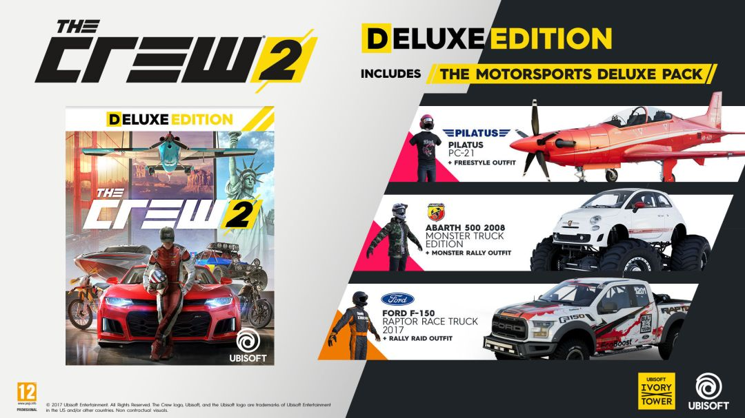 The Crew 2 Launches March 2018, New Trailer & Screenshots Revealed 11