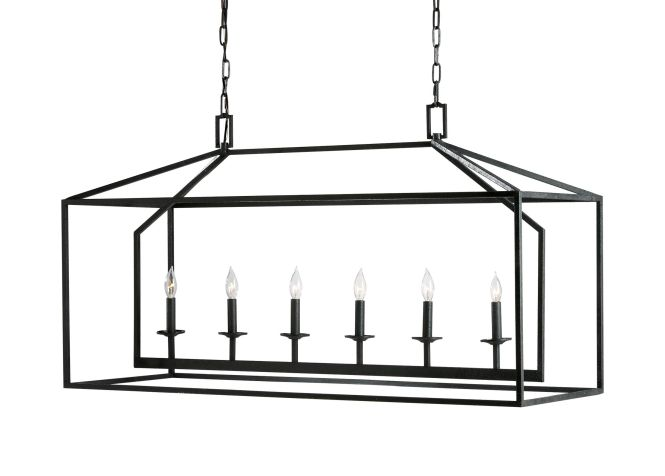 Cur Obsession Lantern Chandeliers