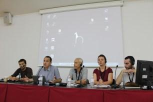 Table ronde #1 - Hugo Gauthier, Javier Brun, Ron Bunzl, Claire Bataille, Alban de Tournade