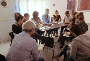 """Atelier Compagnonnage territorial """"Ouest"""""""