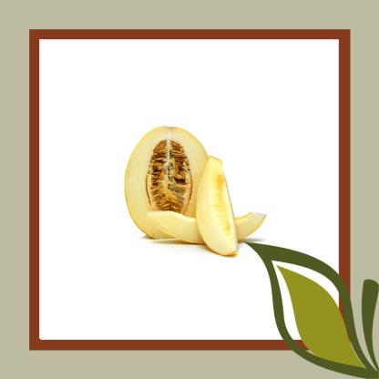 Honingmeloen stuk