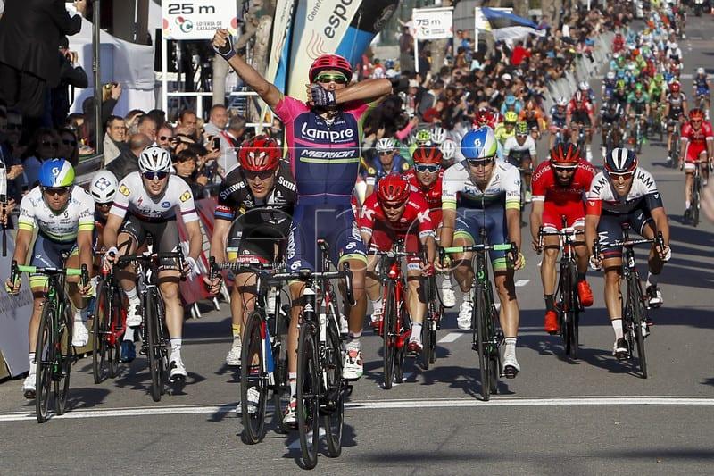 Volta a Catalunya - fifth stage