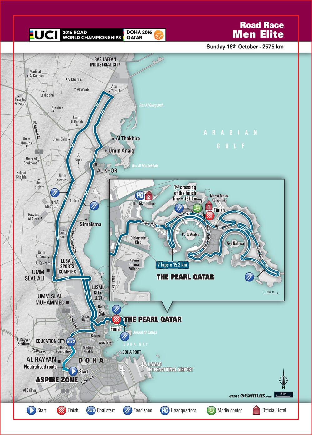 road-race-men-elite-map