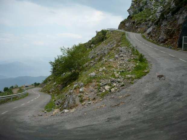 El Angliru estará en la Vuelta a España 2017