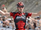tejay Van Garderen ganando en el Tour de Suiza