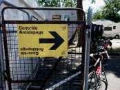 Control antidoping UCI