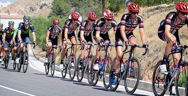 Giant en la Vuelta a España