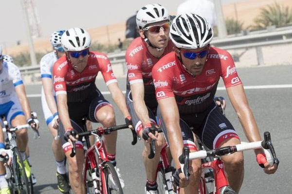 Contador en el Abu Dhabi Tour
