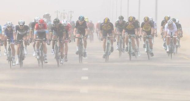 Cancelada la 4ª etapa del Dubai Tour
