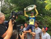 Howson gana la general del Heral Sun Tour