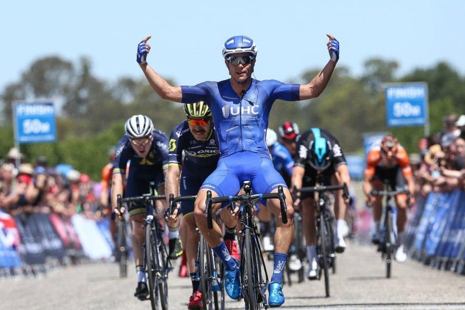 McCabe gana la 3ª etapa del Herald Sun Tour