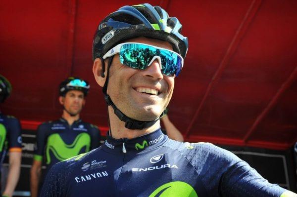 Valverde en la Volta a Catalunya