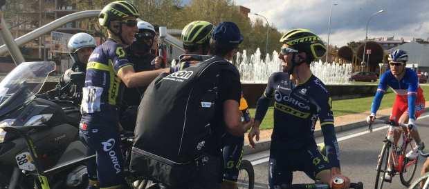 Impey gana la sexta etapa de la Volta a Catalunya