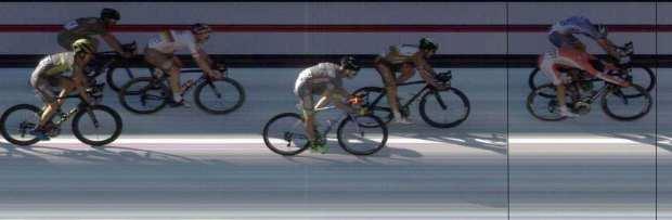 Photo Finish Volta a Catalunya