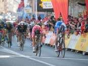 Davide Cimolai gana la primera etapa de la Volta a Catalunya