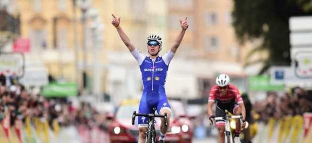 De la Cruz gana la última etapa de París - Niza